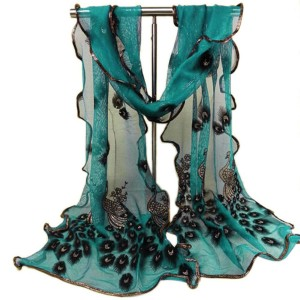 Peacock Scarf Images