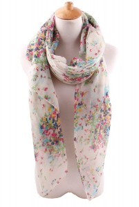 Floral Scarf Images