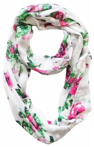 Floral Scarf Photos