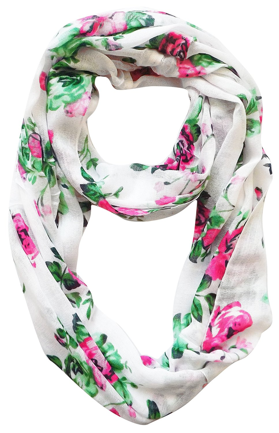 Floral Scarf - Floral Scarf Photos