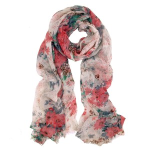 Floral Scarf Pictures