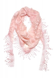 Lace Scarf Images