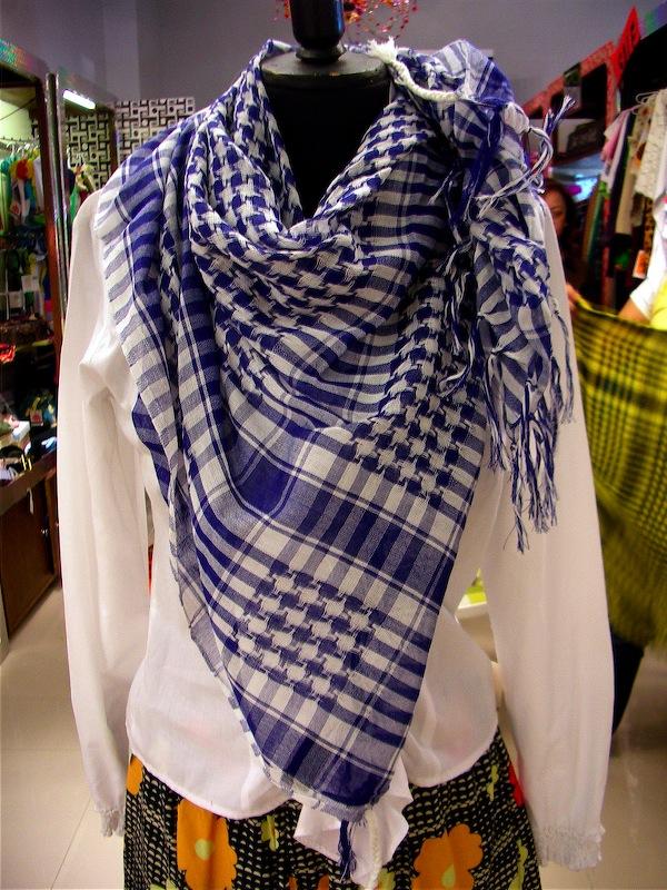 Desert Scarf Designs and Patterns | WorldScarf.com