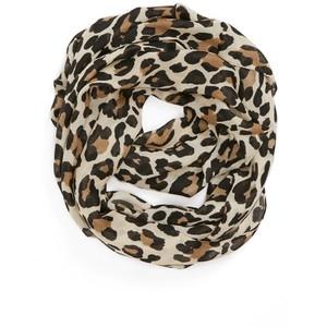 Cheetah Infinity Scarf