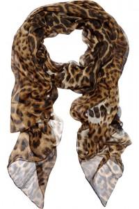 Cheetah Scarves
