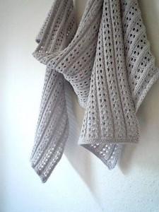 Summer Knit Scarf