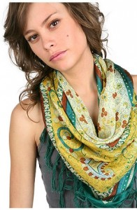 Summer Scarf Pictures