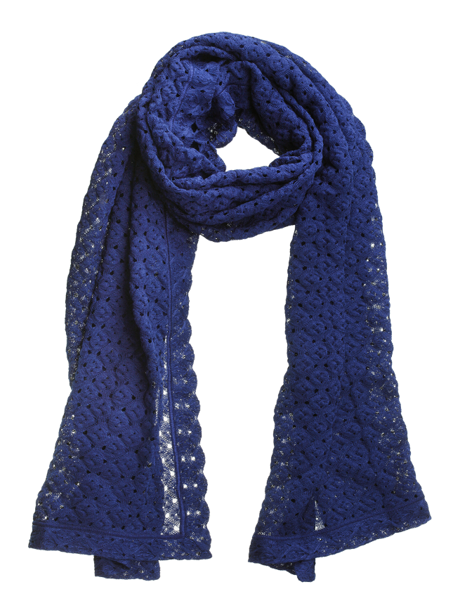 Knitting Pattern Png : Blue scarf designs and patterns world