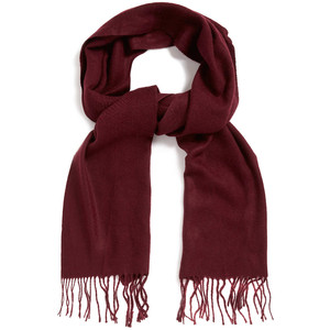 Burgundy Scarf Images