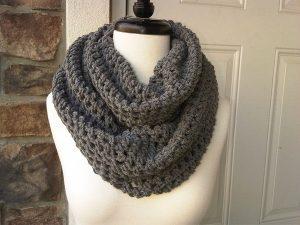 Circle Scarf Crochet