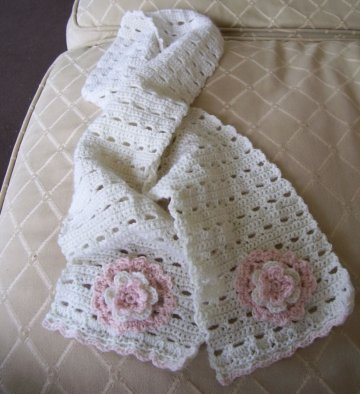 Crochet Scarf Designs And Patterns World Scarf