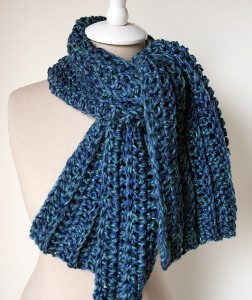 Crochet Winter Scarf Patterns