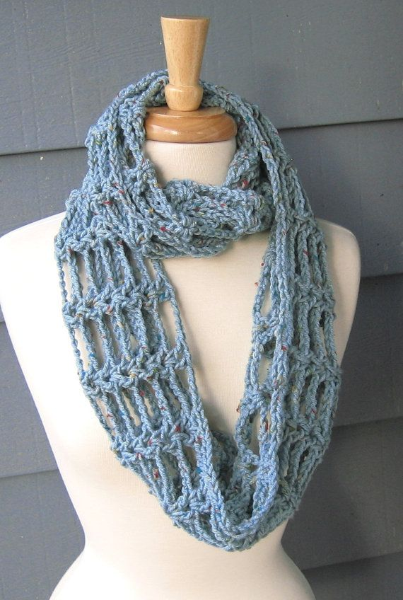 Crochet Infinity Scarf Designs And Patterns World Scarf