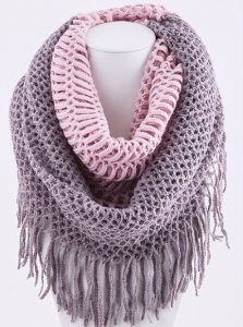 Fringe Infinity Scarf Pictures
