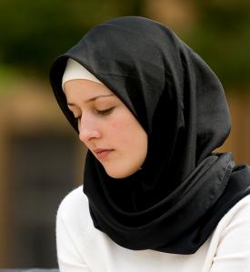 Head Scarf Muslim
