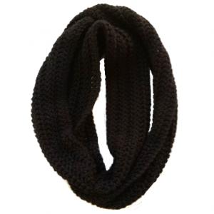 Infinity Scarf Black