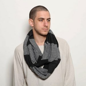 Mens Infinity Scarf Images