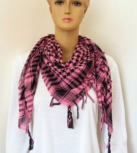 Pictures of Afghan Scarf