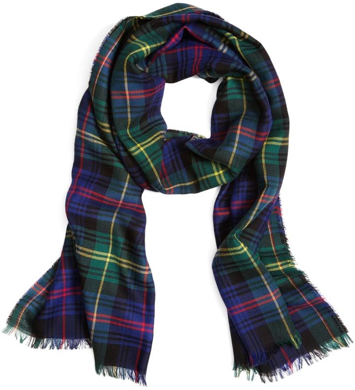 tartan plaid scarf designs and patterns world scarf