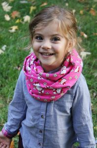 Toddler Infinity Scarf Images