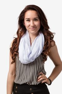 White Infinity Scarf Pictures