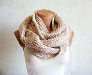 Winter Infinity Scarf