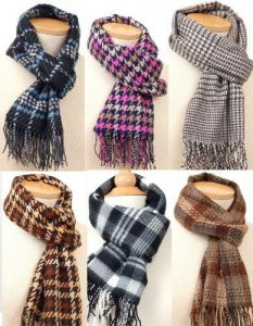 Winter Scarfs