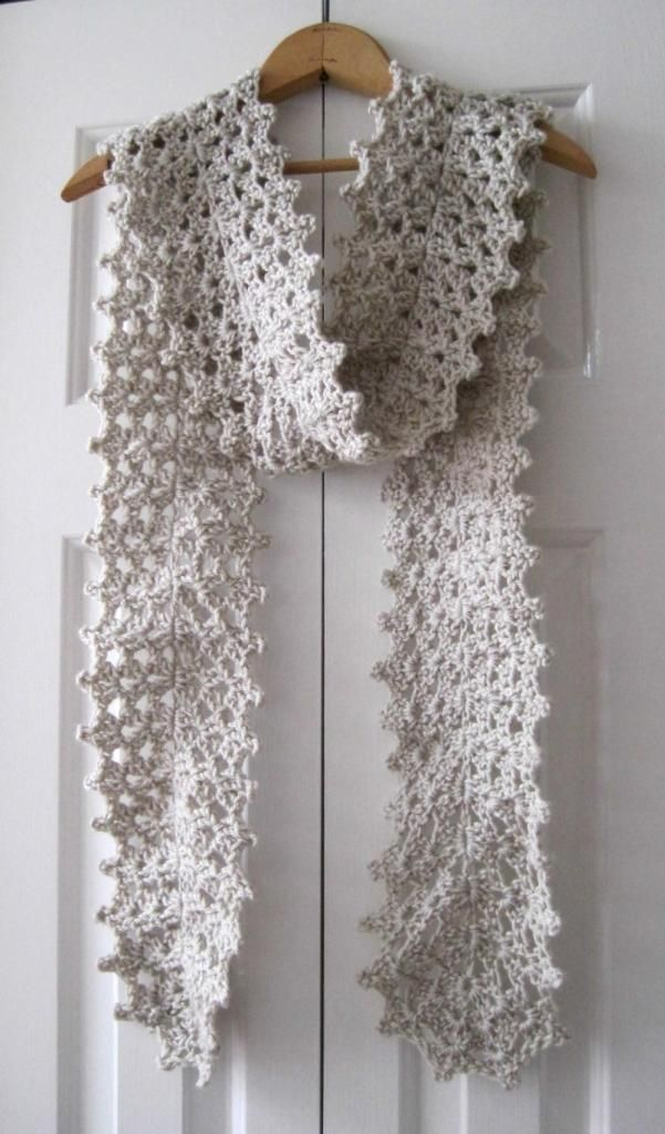 Knit Scarf Pattern Lace Gallery Knitting Patterns Free Download