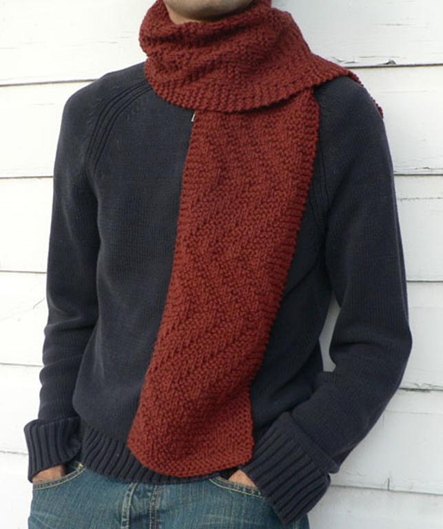 Knit Scarf Designs And Patterns World Scarf