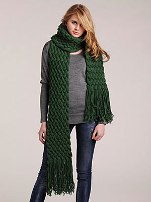 Wide Scarf Knitting Pattern Image Collections Knitting Patterns