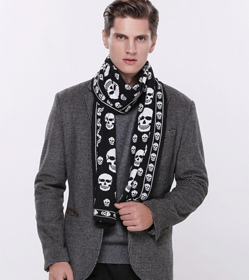Skull Scarf Designs And Patterns Worldscarf Com