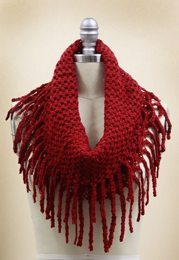 Free Knitting Pattern For Tube Scarf : Tube Scarf Designs and Patterns World Scarf