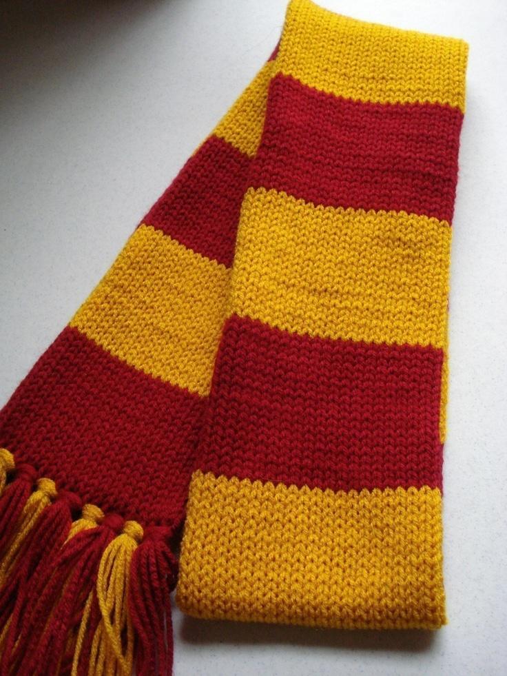 Gryffindor Scarf Worldscarf Com